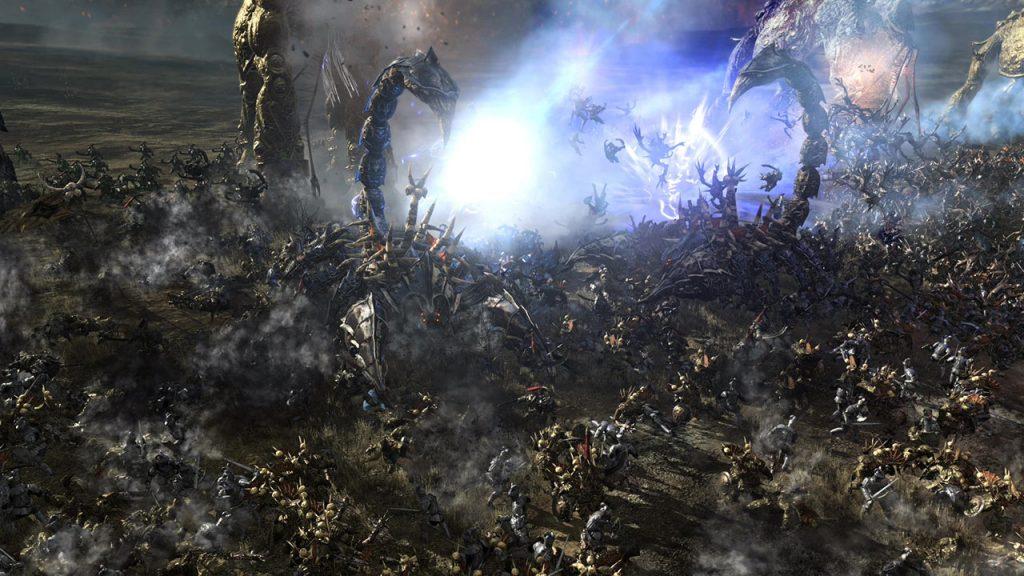 Kingdom Under Fire 2 Riesenskorpion