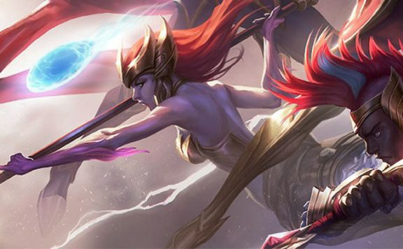 League of Legends Riot