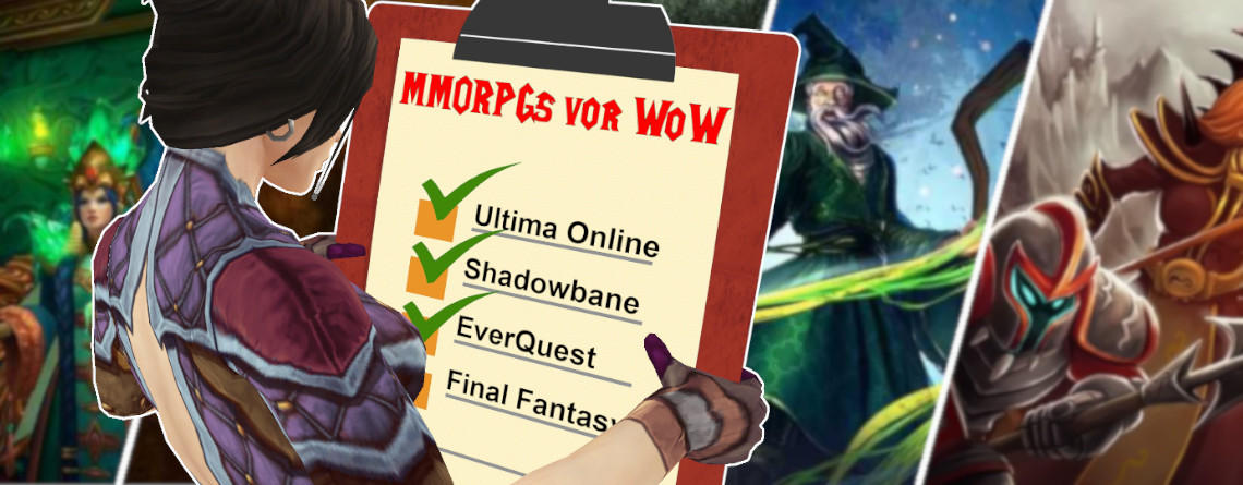 Was war das beste MMORPG, bevor World of Warcraft kam? Stimmt ab