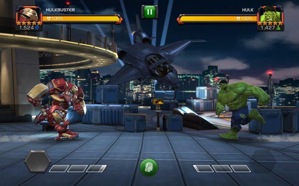Marvel-Contest