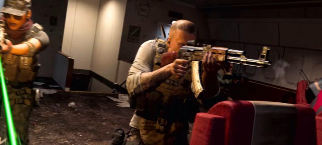 Modern Warfare Spec Ops Ballern