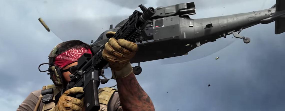 CoD Modern Warfare: Neue Details zu SpecOps – das erwartet Koop-Fans