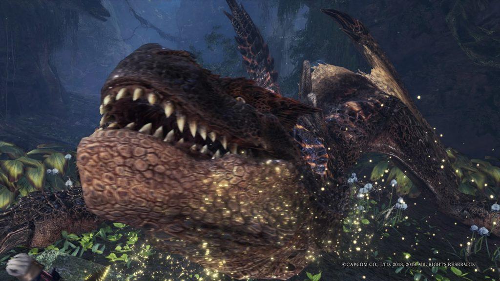 Monster Hunter World Iceborne Brachial-Tigrex