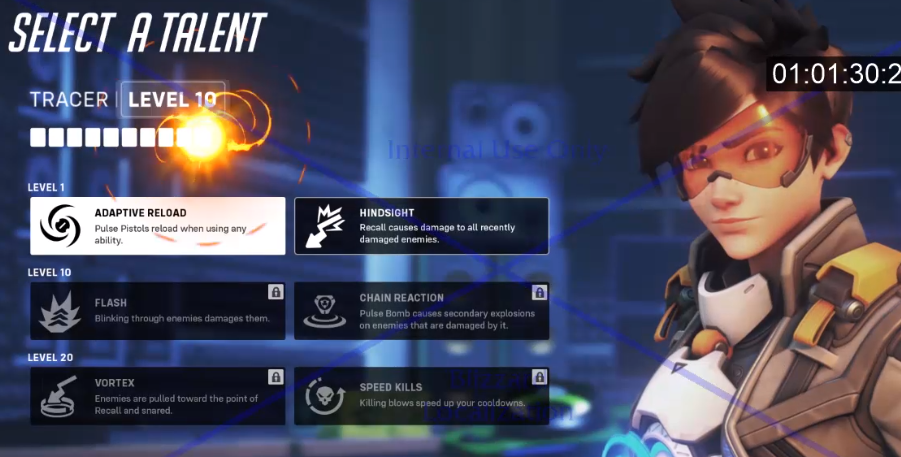 Overwatch 2 Leak Tracer Levelsystem