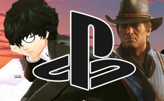 PS4 Titel GTA Persona RDR 2