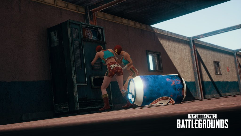 PUBG Vending Machine