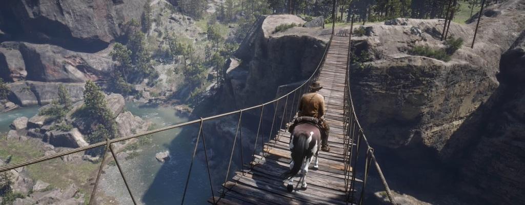 Neuer PC-Trailer von Red Dead Redemption 2 zeigt, wie wunderschön es in 4k60 ist