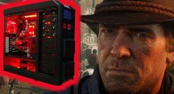 Red Dead Redemption 2 Arthur PC Titel