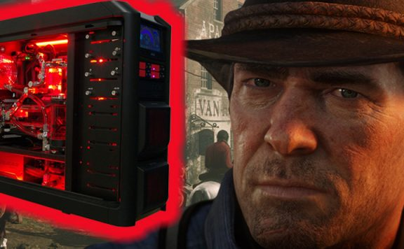 Red Dead Redemption 2 Arthur PC Titel