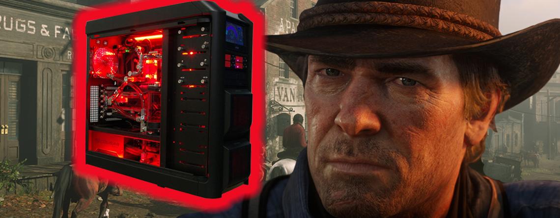 Schafft euer PC die Systemanforderungen von Red Dead Redemption 2?
