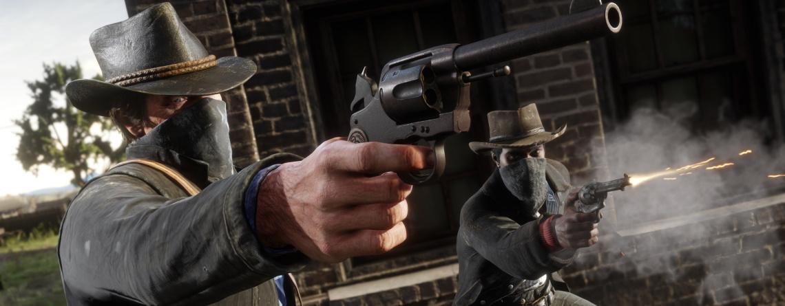 So gut sieht Red Dead Redemption 2 auf PC aus – Mit 4K und HDR