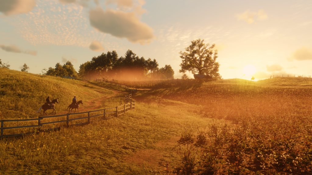 Red Dead Redemption 2 Landschaft PC