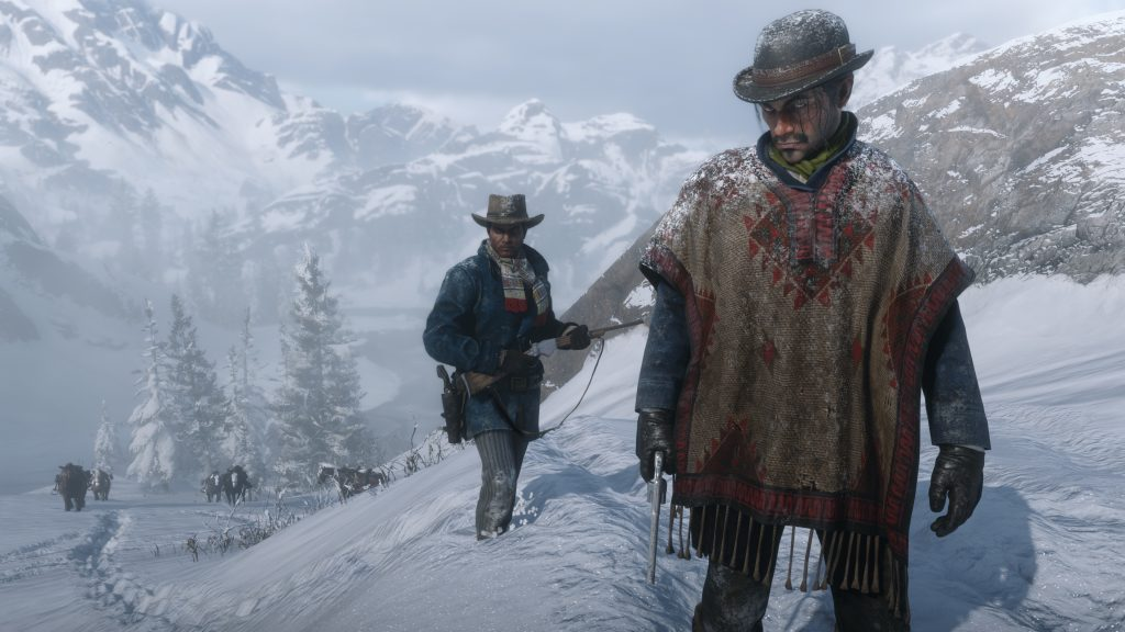 Red Dead Redemption 2 PC Screenshot 3