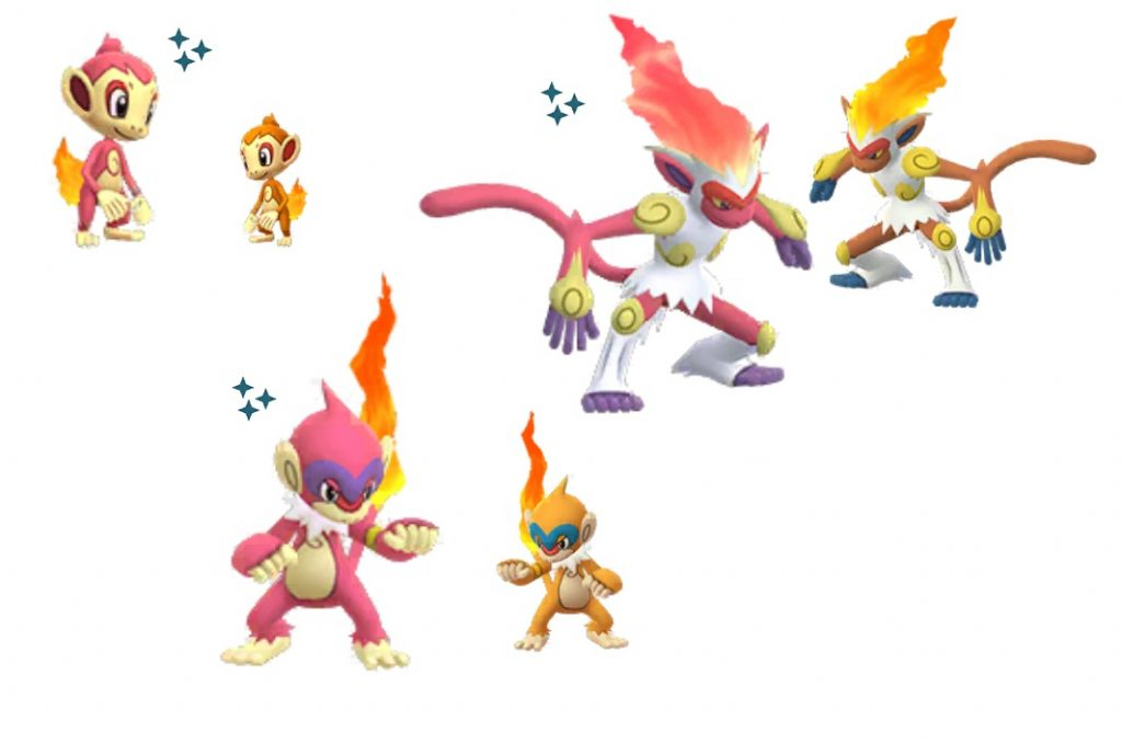 Pokemon Panflam