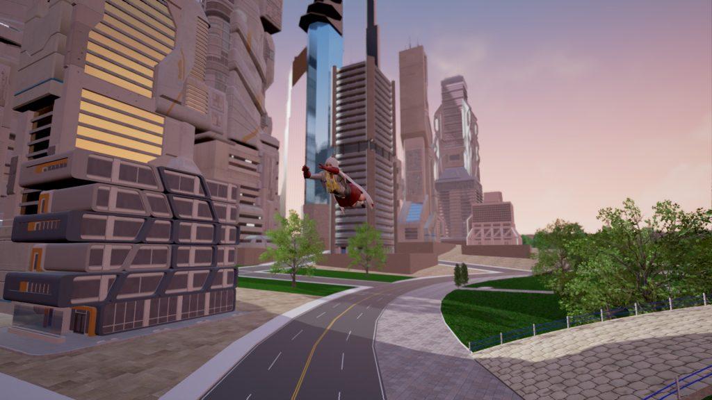 Ship of Heroes Bild aus der Entwicklung