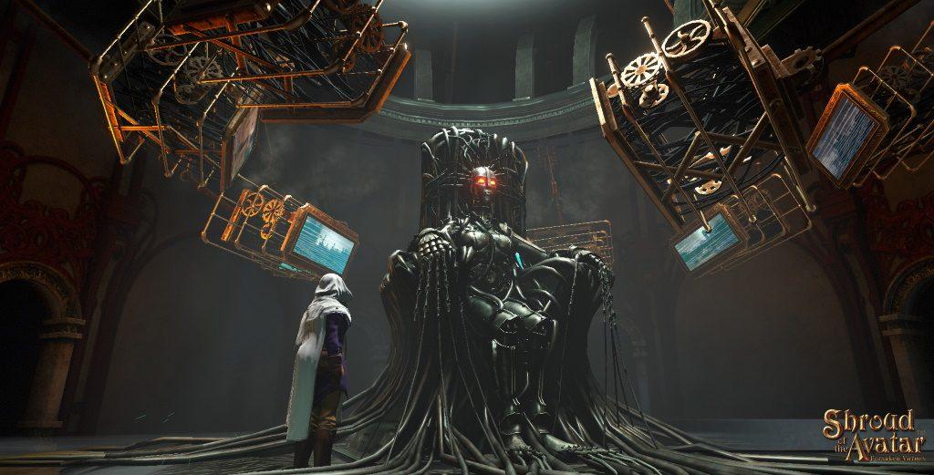 Shroud of the Avatar Oracle