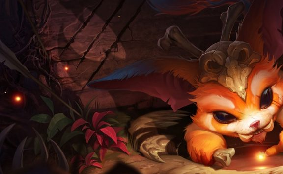TFT LoL Gnar Header