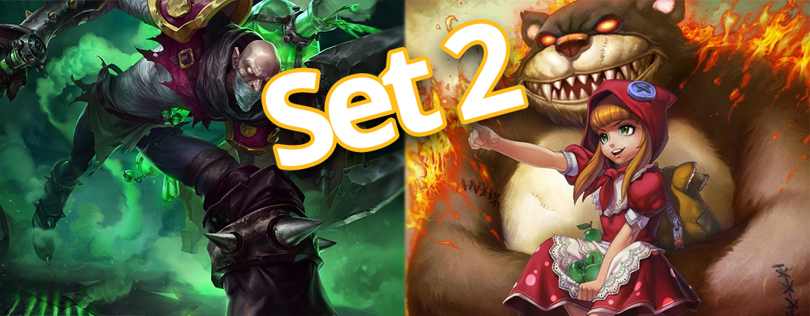 Teamfight Tactics ändert mit Set 2 alles – bringt viele neue Champs und Attribute