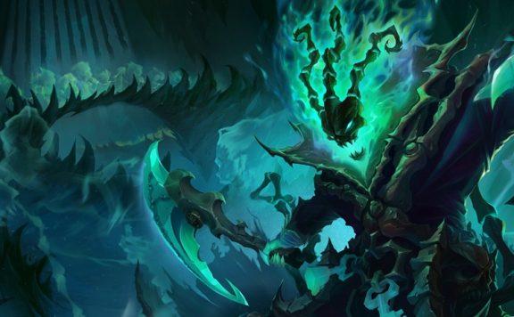Thresh League of Legends Header