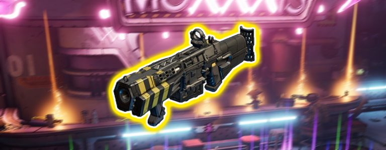 Borderlands 3 Waffen Flakker