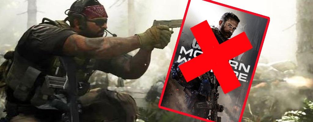 Twitch bannt CoD-Profi kurz vor Modern Warfare Release – Rudert dann zurück