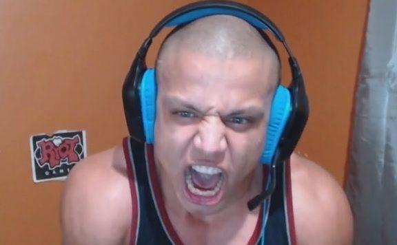 Tyler1 Rage
