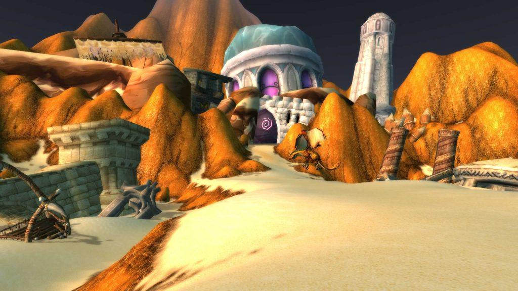 WoW Classic Screenshot Höhlen der Zeit