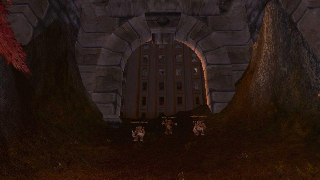 WoW Classic Screenshot Holzschlundfeste Furbolgs