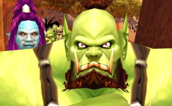 WoW Orc Angry que title 1140×445