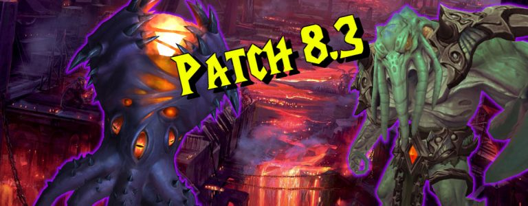 WoW Patch 83 Nzoth faceless title 1140×445