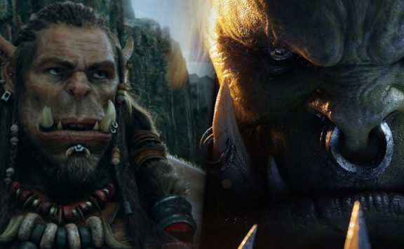 WoW Warcraft Movie Orcs title 1140×445
