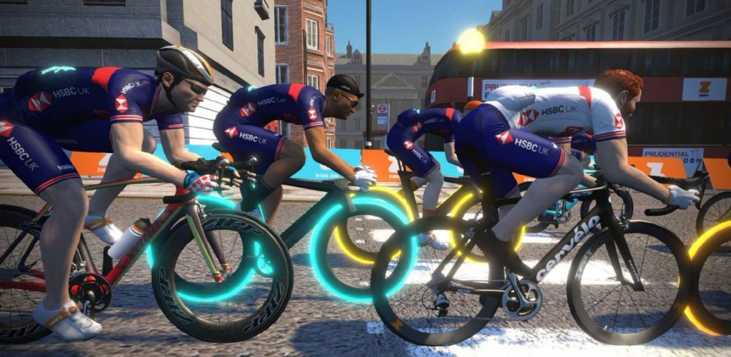 Zwift British Cycling's eRacing Championships
