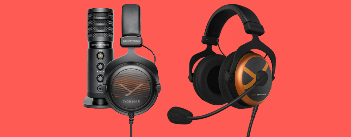Hochwertige Gaming Headsets von beyerdynamic zum Tiefpreis