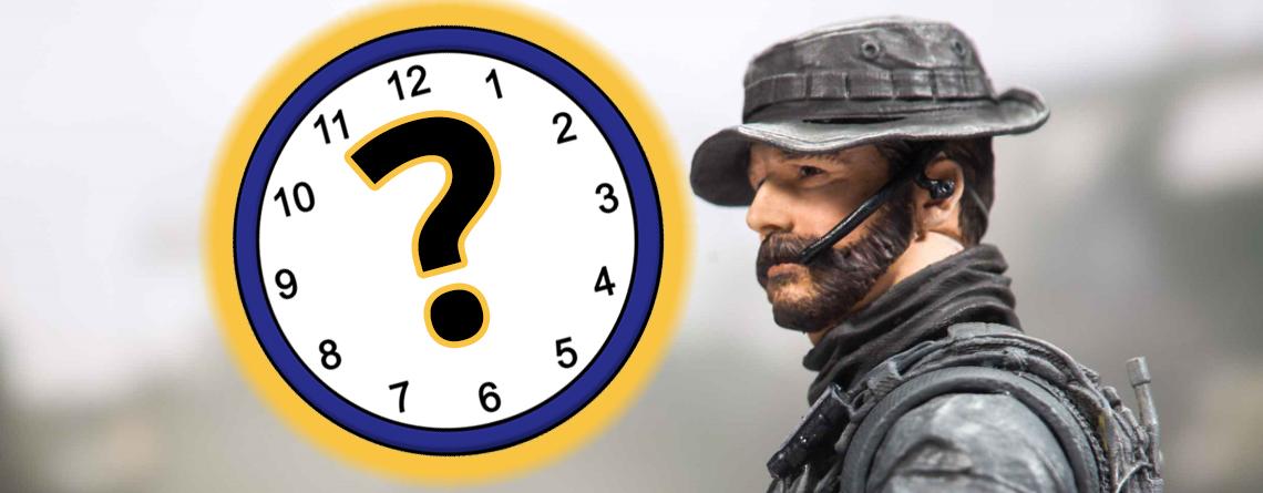 Ab wann kann man CoD: Modern Warfare spielen? Release-Uhrzeit