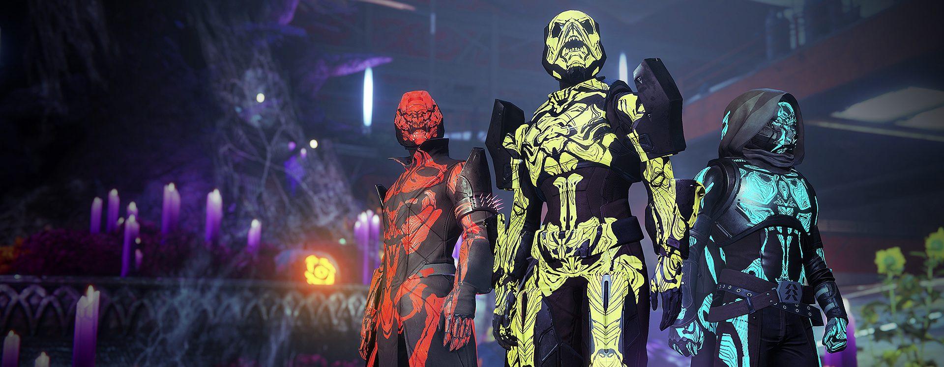 Destiny 2: Halloween-Event endet bald - Eine Überraschung gibt's noch