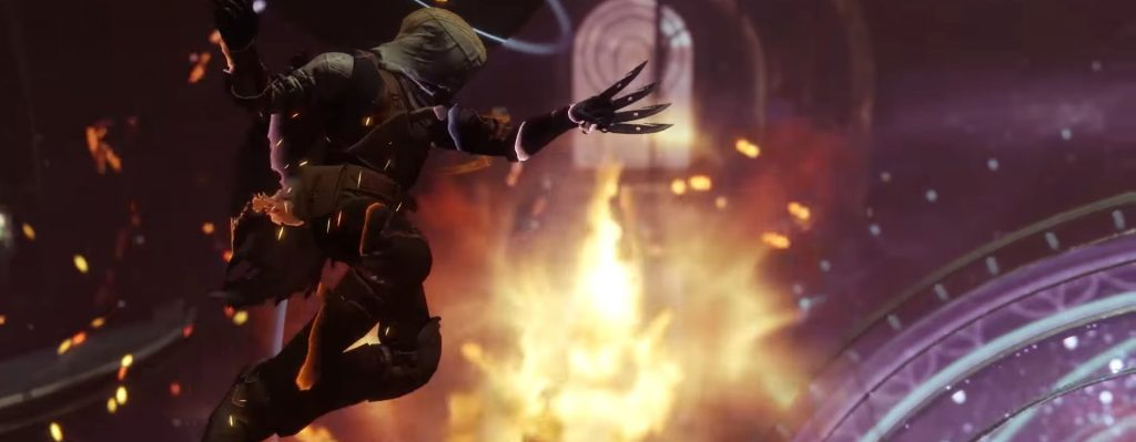 destiny 2 hunter blade barrage super