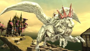 final fantasy xiv sin eater mount