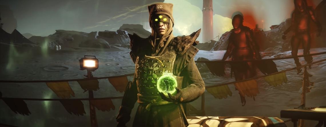 Destiny 2: Alle 8 Fundorte der Essenz-Items für Pult der Bezauberung