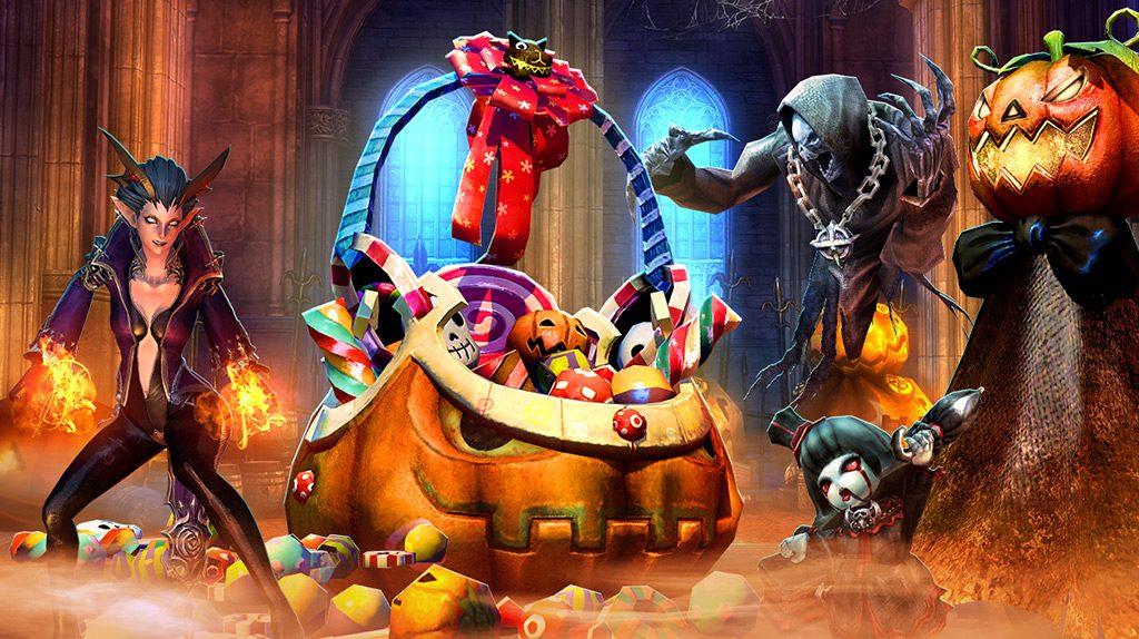 tera halloween event
