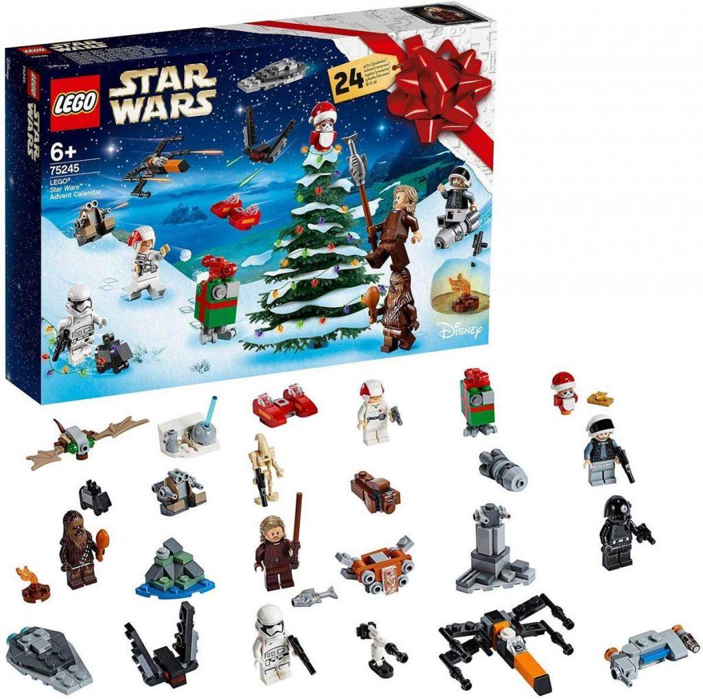 LEGO Star Wars Adventskalender 2019.