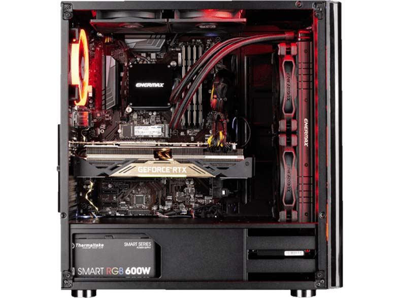 MediaMarkt Gaming-PC im Angebot.