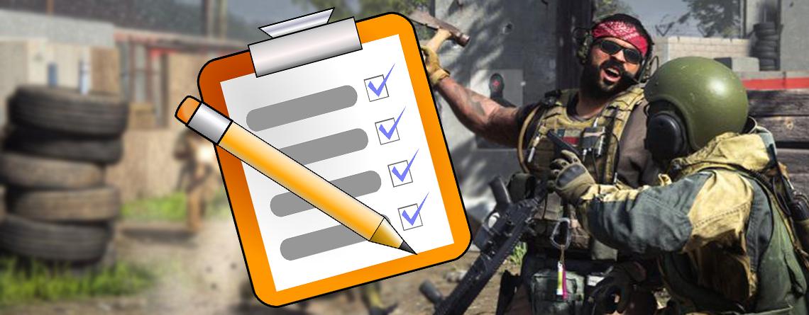 7 Dinge, die CoD: Modern Warfare jetzt braucht, um besser zu werden