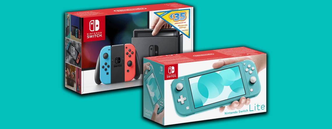MediaMarkt: Sichert euch zwei Nintendo Switch im Bundle zum Spitzenpreis
