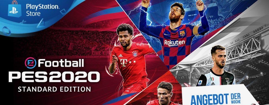 Neues Angebot der Woche im PS Store: Werdet jetzt zum Profi-Fußballer