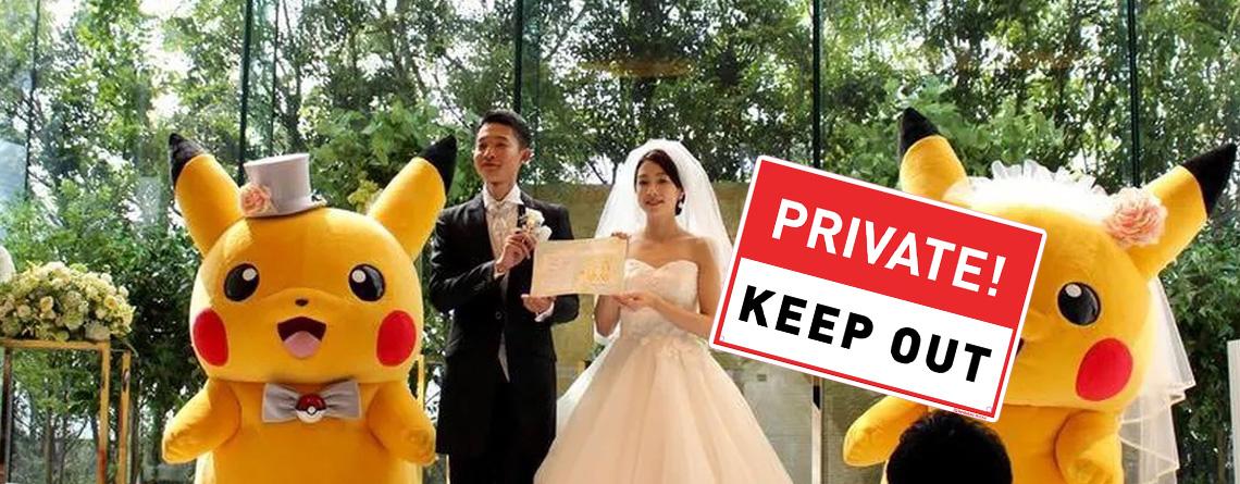 Pokémon GO: Trainer stören Hochzeit – Was heiraten die auch am Community Day?