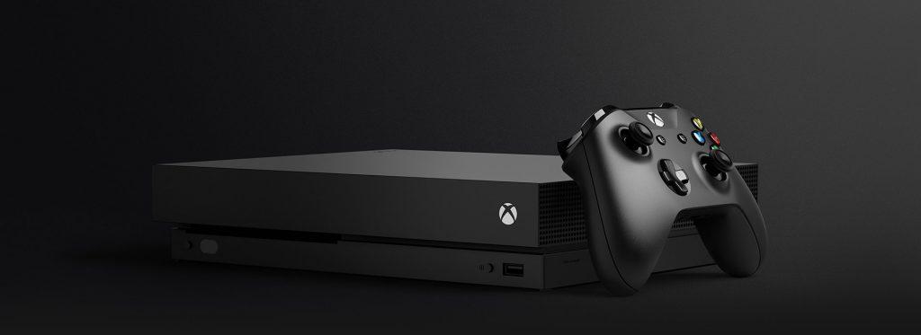 Xbox One X Konsole