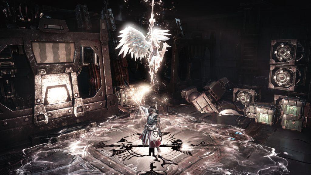 lost ark holy knight engel beschwören