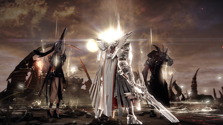 lost ark holy knight gruppe