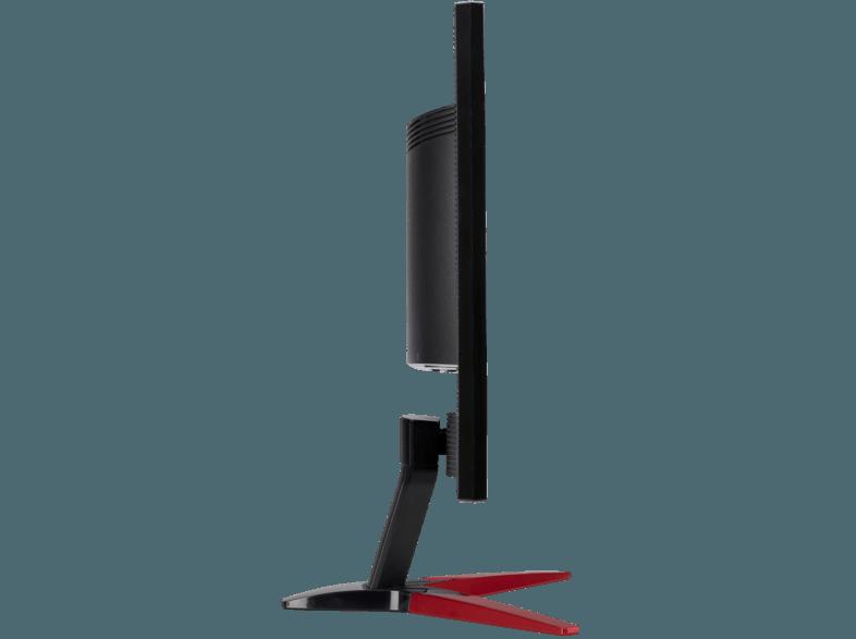 Acer KG1 KG241P Gaming-Monitor von der Seite