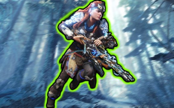 Aloy Horizon Cross-Over Monster Hunter World Event
